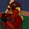 Baseball Collector's Card Jezebel
