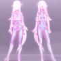 Ionized Scylle (without aurora)