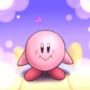 Kirby's Staring Contest