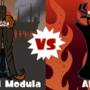 Fan Splafest: General Modula vs Aku