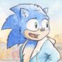 Sonic Stroll at Dawn