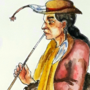 Amerindian outfit