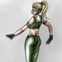Fanart Sonya Blade - Mk 3