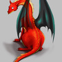 Small Dragon by Sev4