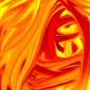 Face of Fire by FwooshEye