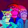 The madman's soul trio