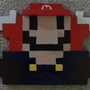 Wooden Mario by spiggy600