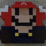 Wooden Mario