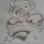 Tattoo Heart by fevernova