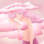 Sleeping Mermaid in the sky