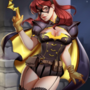 Batgirl Steampunk