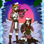 Violin And Whistle Duo