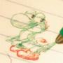 tiny pen yoshi