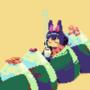 onigiri blanket
