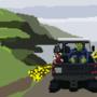 Hulk - Pixel art