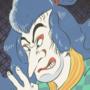 Kabuki Print Mars