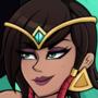 Ashe and Karma - League of Legends- XXX