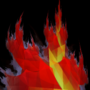 Cube-O, the firebender