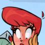Dexter's Mom - Meat - Cartoon PinUp