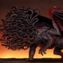 Typhon, the 100 headed dragon