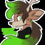 Grumpy Deer