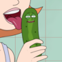 Delicious Pickle Morty