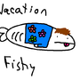 Vacation Fishy by Truejolet