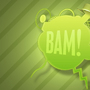 BAM! Wallpaper by warmanwww