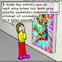 Art Critic by comradeyak