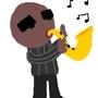 The Jazz Man by Beefy-Ninja