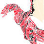 Archaic Dragon Tattoo
