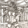 Action Girl by alphanonanonymous