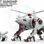 Light Gunship Tank
