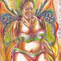The Black Fairy... by alphanonanonymous