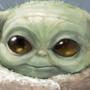 Baby Yoda Burrito
