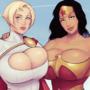 Power Girl & Wonder Woman