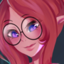 Bewitching Janna is working on some love potions