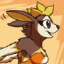 DEERLING : Cute and graceful