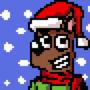 Gusli Pixel Christmas