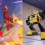 STYLE SWAP! Gobots vs Transformers