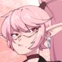 Commission - pink elf