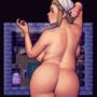 WaB: Carla's butt