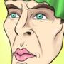 Benedict Cucumberhat