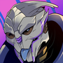 Turian Tongue (COMMISSION)