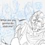 Warframe: Kuva Lich sketchdump