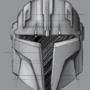 Mandalorian Helmet Concept