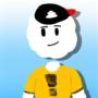 Aaron Rainrocker PFP (ATTENTION ATTENTION logo)