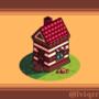 Smol House and Dog
