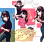 pizza doodles