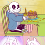 Soriel- Lunch Date -Patreon